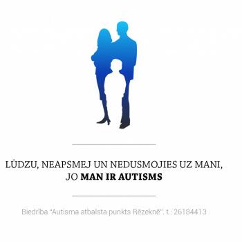 Autisma atbalsta punkts Rēzeknē