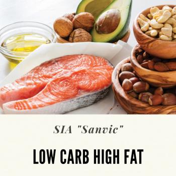 Low Carb High Fat Latvija