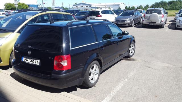 Pārdod Volkswagen Passat