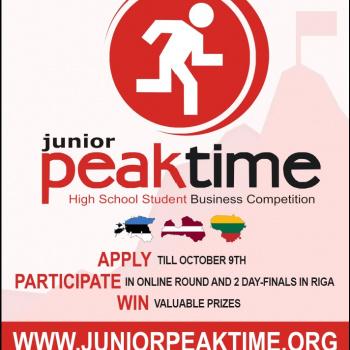 Junior Peak Time