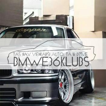 BMW E36 KLUBS