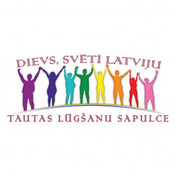 Tautas lūgšanu sapulce - Dievs, svētī Latviju